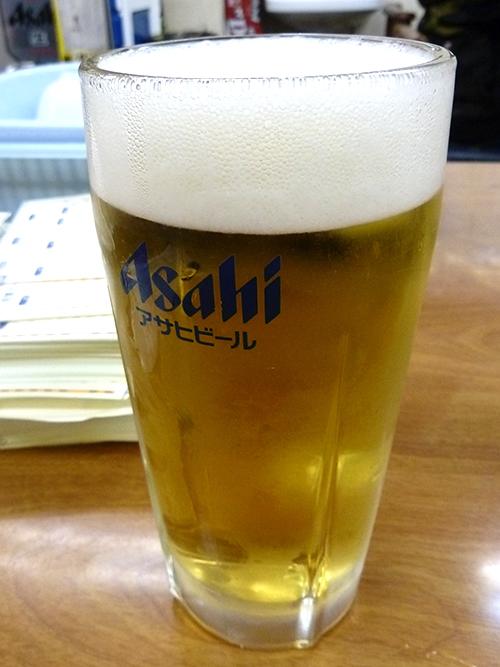 10生ビール500