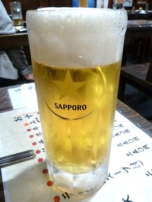 35生ビール450