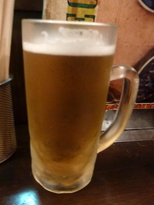 56生ビール500