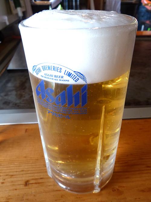 28生ビール500