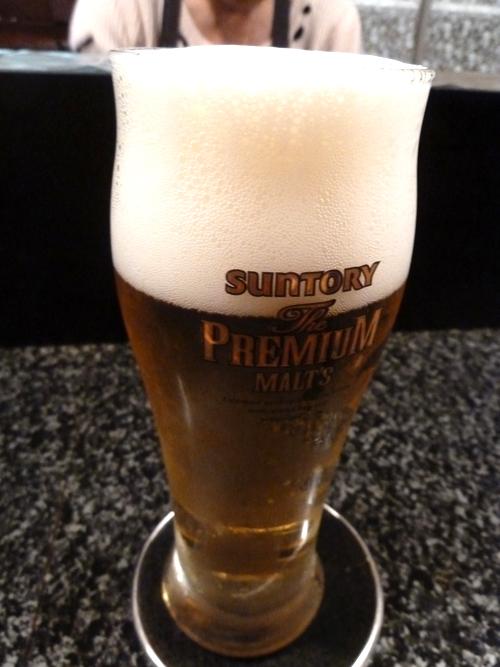 43生ビール500