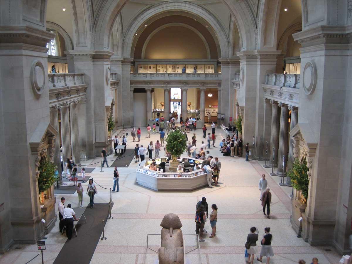 Met Museum Lobby img