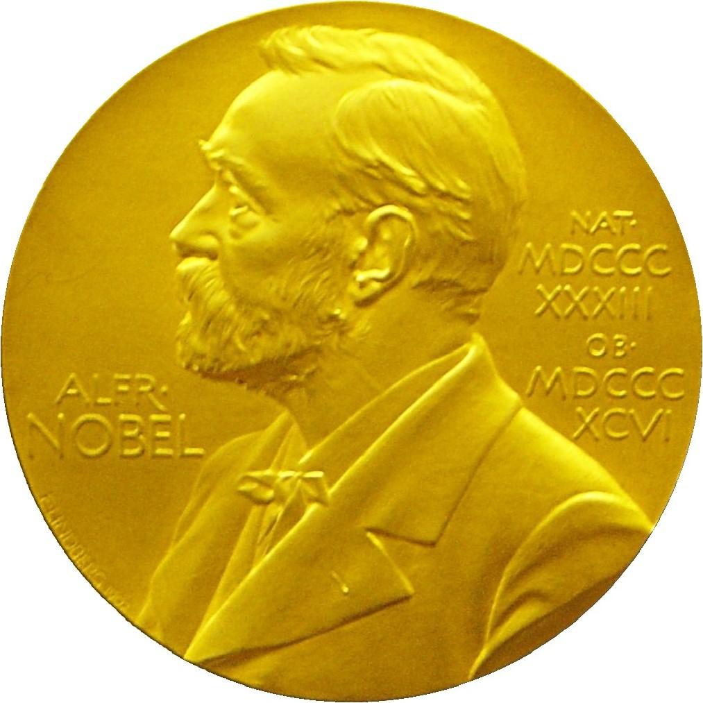 ノーベルメダル