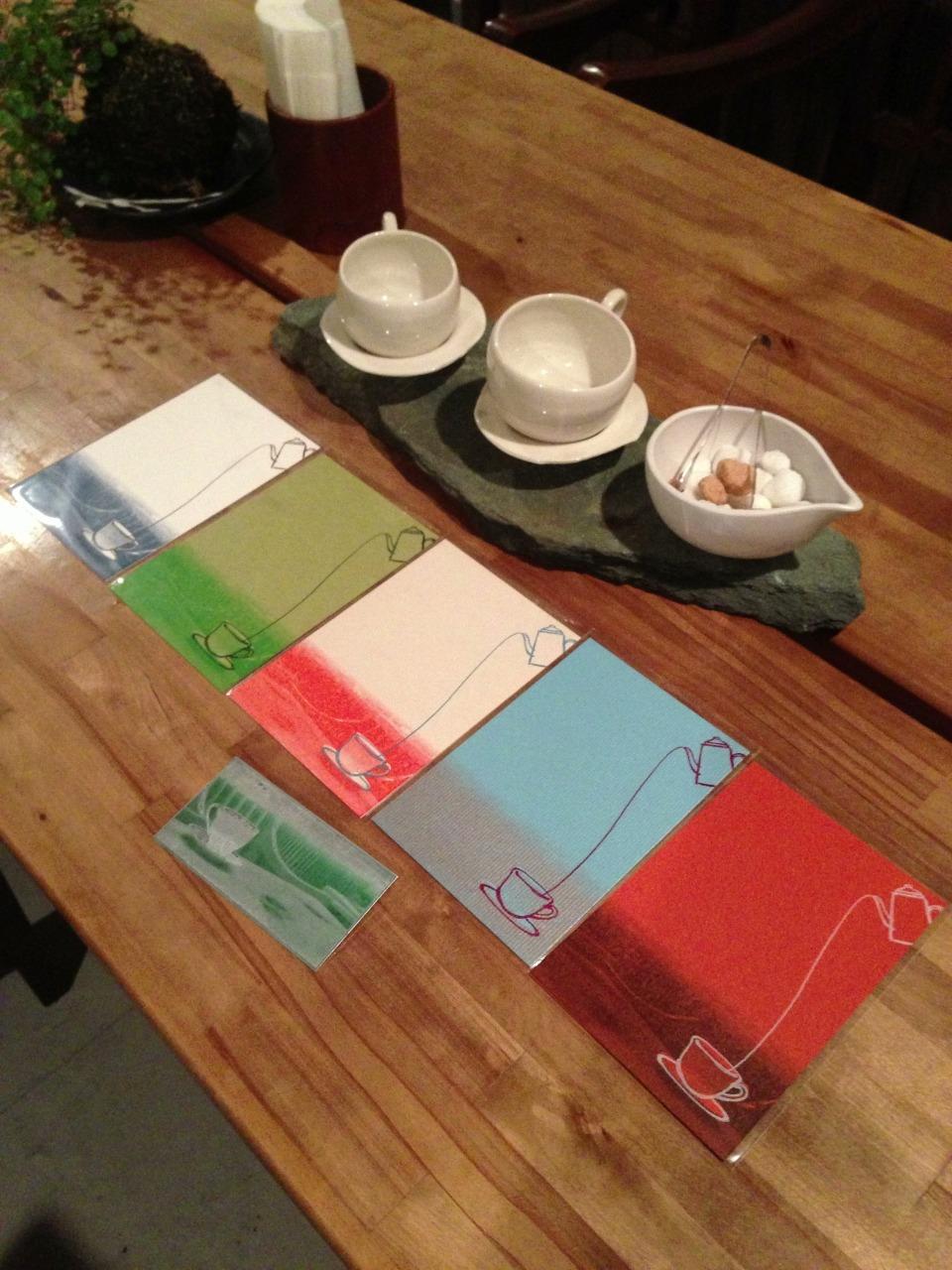 ヒガムコさんオリジナルポストカード