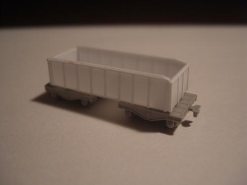 鉄道模型 保線車両 1