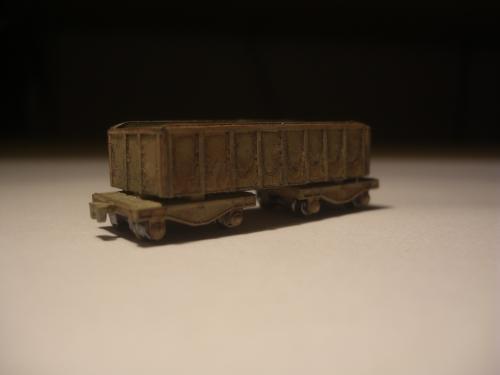 鉄道模型 保線車両 4