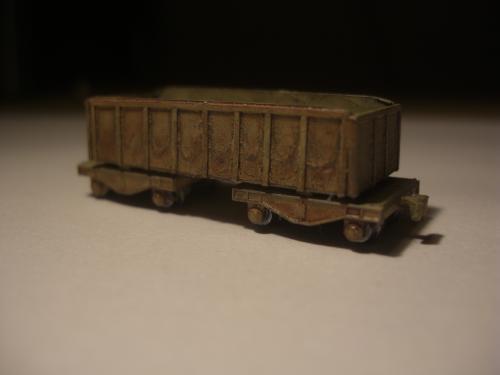 鉄道模型 保線車両 2