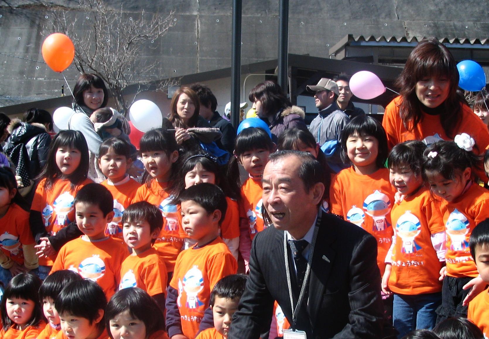 20120401田野畑駅開通イベント3