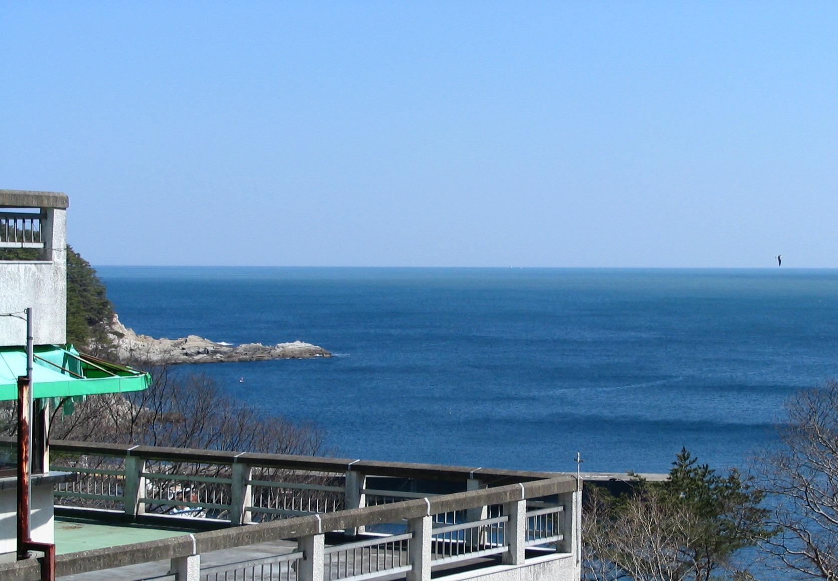 20120405浄土ヶ浜風景