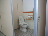バリアフリーチェックトイレ
