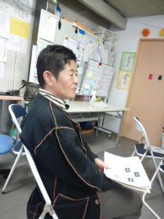 11月17日 田代さん講演会 武田さん