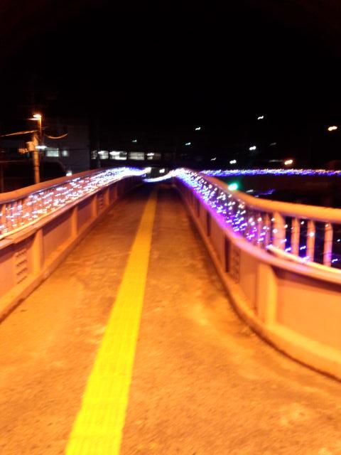 市役所前の歩道橋2