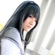 ☆藤花コリン(暁美ほむら) @となりでコスプレ博 in TFT 2011冬☆