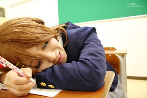 ☆七海めい (平沢唯) @Studio Panda 3rd.☆