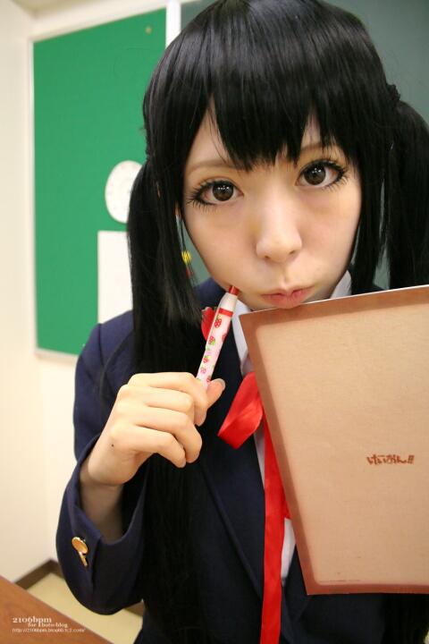 ☆小凪まゆ (中野梓) @Studio Panda 3rd.☆