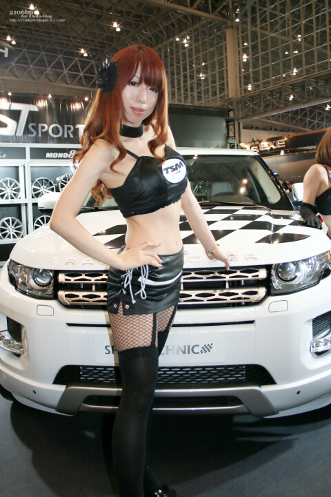藤崎ゆえ / TSM GROUP -TOKYO AUTO SALON 2012-