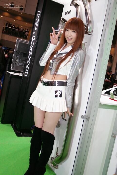 立木ゆりあ / M7 JAPAN -TOKYO AUTO SALON 2012-