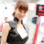 ☆遠藤ゆきえ (ブリヂストン)@東京モーターサイクルショー2012☆