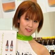 HiHopな彼女は、、、博水社  上條彩佳@第12回JAPANドラッグストアショウ