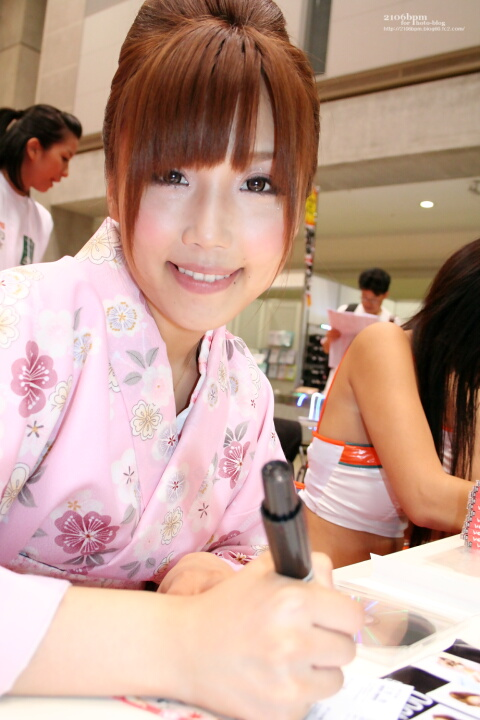 如月くるみ / triple a 出版 -TOKYO AUTO STYLE 2012-