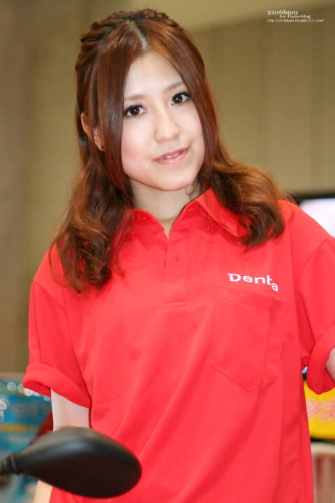 小林千尋 / 常磐産業 -TOKYO AUTO STYLE 2012-
