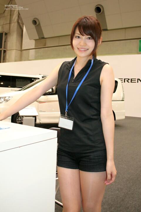沖れいな / 日産自動車/オーテックジャパン -TOKYO AUTO STYLE 2012-