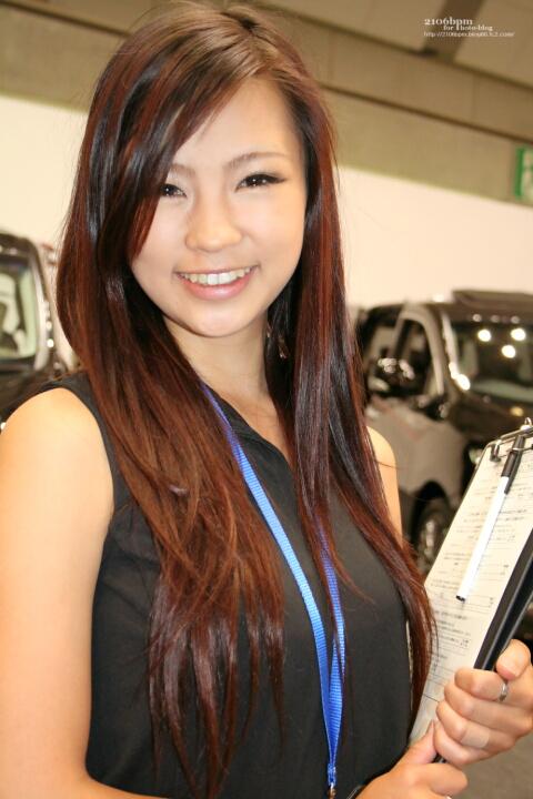 佐野千尋 / 日産自動車/オーテックジャパン -TOKYO AUTO STYLE 2012-