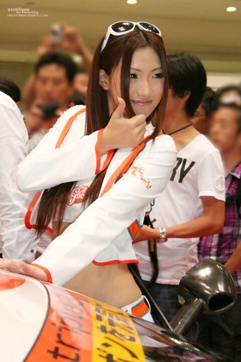 高木綾香 / 東京オートスタイル2012 イメージガール DQRG -TOKYO AUTO STYLE 2012-