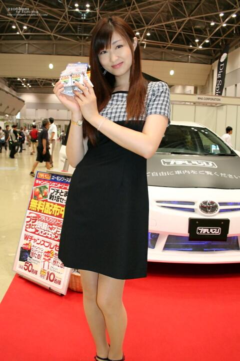寺島千草 / エーモン -TOKYO AUTO STYLE 2012-