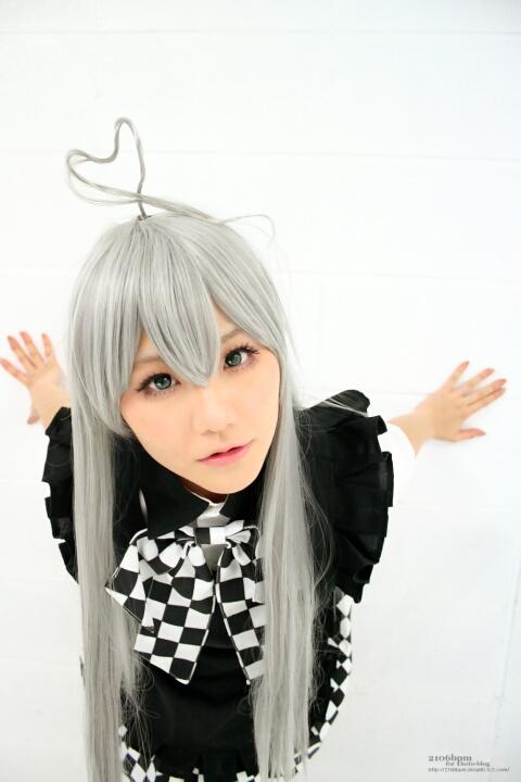 ☆藤花コリン(ニャルラトホテプ/這いよれ!ニャル子さん)@PHOTOスタジオ・サン 2nd☆