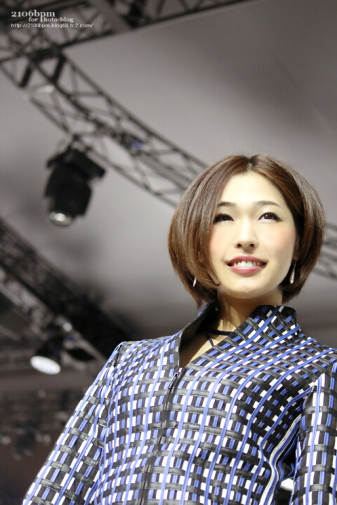 広瀬彩香 / スバル EP01 -TOKYO MOTOR SHOW 2013-