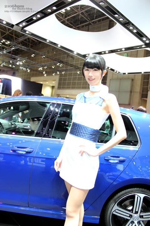 宇佐美あおい / フォルクスワーゲン EP12 -TOKYO MOTOR SHOW 2013-