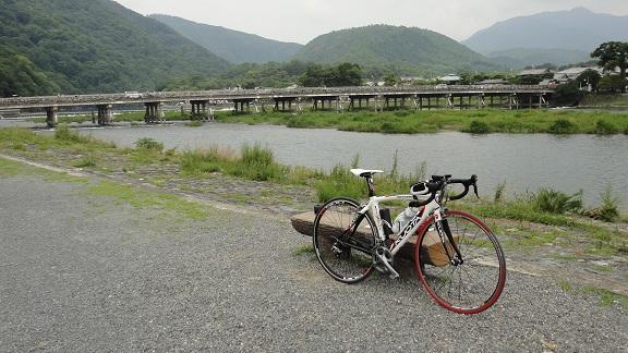 2012.7.25 渡月橋