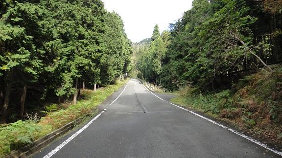 2012.10.24 井戸峠への道