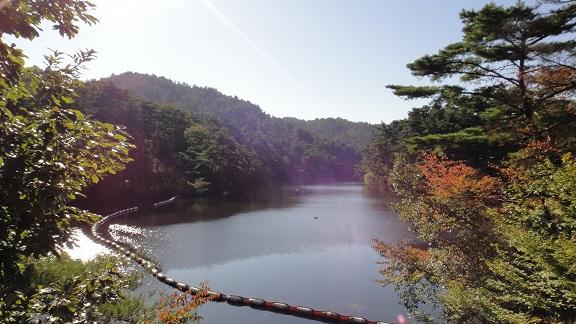 2012.10.24 通天湖
