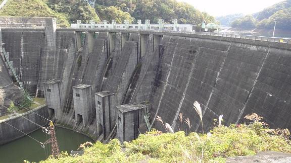 2012.10.31 高山ダム1