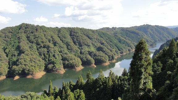 2012.10.31 高山ダム2