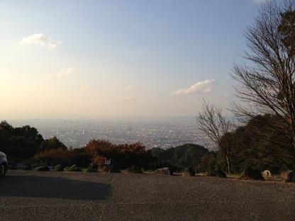 2012.10.31 十三峠