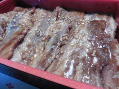 炭焼豚重 (4)