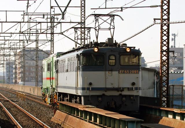 EF65-2095 +マルタイttt
