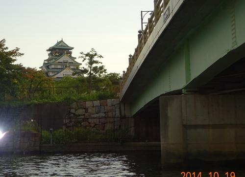 DSC00213船から大阪城