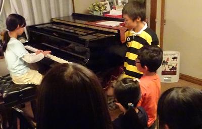 DSC00441ピアノ練習会
