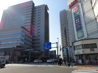 DSC00469目黒駅前