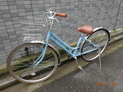 DSC00804放置自転車
