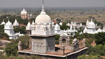 ソナーギリのジャイナ教寺院