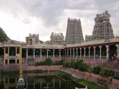 ミナクシ寺院
