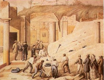 Lello_Capaldo_-_Ausgrabung_in_Pompeji.jpg