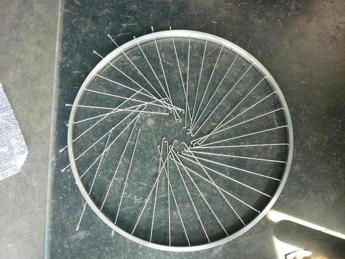 自転車の 自転車 スポーク 販売 : ... サイクルのブログ 12番スポーク