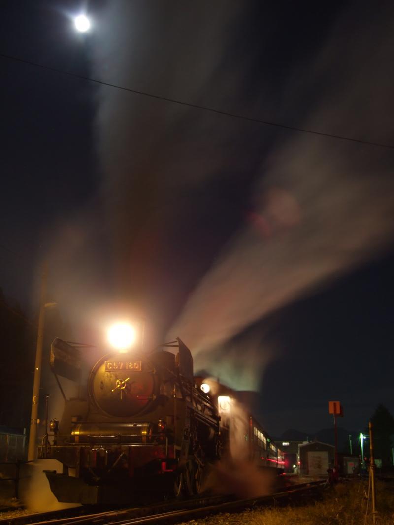 2012/11/25磐越西線津川1番
