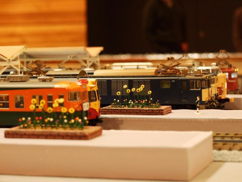 模型 旧長岡駅舎 2